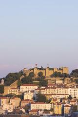 _MG_1566 (Arthur Pontes) Tags: city cidade sky castle history portugal lisboa lisbon centro céu castelo montanha montain história alfama ue