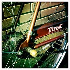 1980 Raleigh Transit 3 Speed Sturmey Archer (billyrosendale) Tags: nottingham bike bicycle vintage raleigh 80s transit eighties raliegh 3speed sturmeyarcher raleighbike everready townbike raleighbicycle raleighvintage raleigh3speed classictownbike