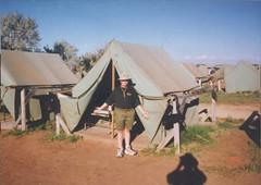 Day1-Tent-City-Adam u2022 u003ca styleu003d font-size & Philmont 1998 Photos - Hiking The Trail
