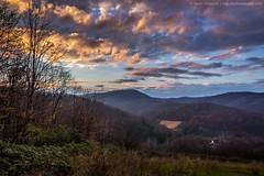 Solitude (TalesOfAldebaran) Tags: autumn mountain fall field clouds canon landscape corn serbia danilo srbija firest stefanovic 700d talesofaldebaran radovasnica danilostefanoviccom