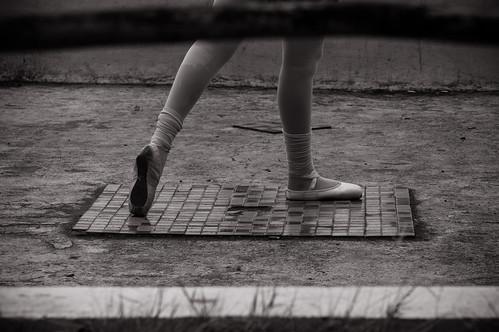 Black & White Ballet
