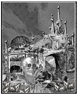 LARRY CARLSON, Astronomica,2015.