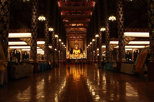Wat Suan Dok 2015, วัดสวนดอก