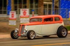 1933 Pontiac Street Rod (kenmojr) Tags: auto show cruise classic car sedan vintage drive nikon driving antique cruising newbrunswick moncton vehicle pontiac carshow streetrod 1933 mountainroad 2015 atlanticnationals kenmorris kenmo d7100