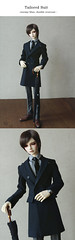 'Tailored Suit Homme' 3rd 'MIX & MATCH' EVENT (Freedom Teller) Tags: sid eid bjd dollfie luts volks abjd sd13 ssdf iplehouse sd17 freedomteller