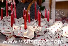 Sitges Christmas Festival (Sitges - Visit Sitges) Tags: christmas festival navidad patchwork scrap sitges nadal carpa navideo manualidades nadalenc visitsitges