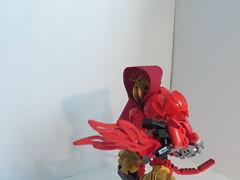 Trisians Mage (kralls_lego_technic_workshop) Tags: lego action figure bionicle mage fier rakshasa khajit