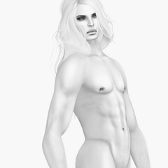Would You Love Me? (Winter Jefferson) Tags: vampire secondlife exile tableauvivant tmp winterjefferson