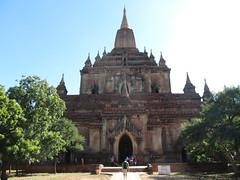 "Bagan: le temple Sulamani Patho <a style=""margin-left:10px; font-size:0.8em;"" href=""http://www.flickr.com/photos/127723101@N04/23073254259/"" target=""_blank"">@flickr</a>"