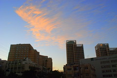Grand Hyatt Amman (jrozwado) Tags: sunset cloud hotel asia amman jordan hyatt
