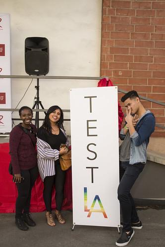 Test LA