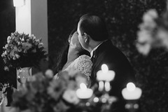 2015_06_27 Casamento Brena e Ricardo (Alexander Cerqueira dos Santos) Tags: wedding branco beijo pb preto romance e casamento paixo romntico casados apaixonados recem