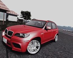 BMW X5M E70 2011 (Sim Racing Georgia) Tags: car free simulator racer