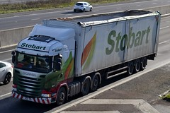 Stobart H8429 PX15 JDK Gemma Louise A1 Washington Services 19/11/15 (CraigPatrick24) Tags: road truck washington cab transport lorry delivery vehicle a1 trailer scania logistics stobart eddiestobart gemmalouise stobartgroup walkingfloor scaniar450 washingtonservices stobartrenewableenergy h8429 px15jdk