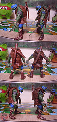 "Nickelodeon ""HISTORY OF TEENAGE MUTANT NINJA TURTLES"" FEATURING LEONARDO - Paramount Movie LEO '14 iv (( 2015 )) (tOkKa) Tags: 2005 toys comic 1988 2006 1993 1992 leonardo figures toysrus 2012 2007 teenagemutantninjaturtles tmnt nickelodeon 2014 2015 displaystand playmatestoys ninjaturtlesthenextmutation toysrusexclusive tmntfastforward toontmnt tmntmovie4 turtlemilkstudios eastmanandlairdsteenagemutantninjaturtles moviestartmnt varnerstudios toonleo paramountteenagemutantninjaturtles 4kidstmnt paramountsteenagemutantninjaturtles tmnt2003 historyofteenagemutantninjaturtlesfeaturingleonardo davearshawsky tmnt2014movie"