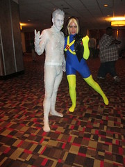 Dragoncon 2014 (BlackCat Nala) Tags: xmen iceman mutant rogue marvel