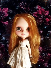 Blythe-a-Day December #20 Wreath: Emma