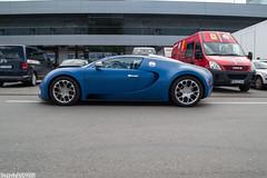 Bugatti Veyron Grand Sport (Patrick2703) Tags: blue cars sport austria grand bugatti spielberg supercars veyron worldcars hypercars redbullring