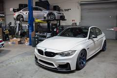 Customer BMW F80 M3 Before/After (evasivemuoi) Tags: bmw f80 m3 evasive