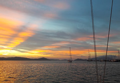 20161115_060920s (www.linvoyage.com) Tags: thailand lipe sea yacht yachting sun sunset sunrise