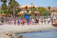 Actividades (brujulea) Tags: brujulea albergues alcazares los murcia albergue mar acuatic actividades