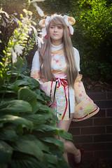 Kotori-17 (YGKphoto) Tags: anime convention cosplay costume kotori lovelive metacon minneapolis minnesota downtown sheep videogames