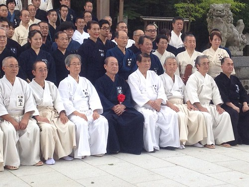 Shindo Muso-ryu Founder's Commemoration