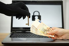 Ransomware Removal (eznetsocom) Tags: attachment attack break business businessman caution communication computer danger dangerous data decrypt documents email encrypted file files hacker hacking infected infection information internet key laptop lock net network page pay payment personal phishing program ransom ransomware removal safe secure site technology tool unsafe virus web blackmail careful concept crime slovenia