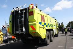 HGT 719 (ambodavenz) Tags: rosenbauer panther arff airport crash fire rescue auckland international new zealand