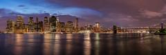 Manhattan Panorama (stefanschaefer90) Tags: new york city nye ny america usa manhattan panorama skyline skyscraper