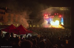"""The Chemical Brothers - Poble Espanyol, Barcelona - 27.10.2016 - 12 - M63C2261 copy • <a style=""""font-size:0.8em;"""" href=""""http://www.flickr.com/photos/10290099@N07/29994901203/"""" target=""""_blank"""">View on Flickr</a>"""