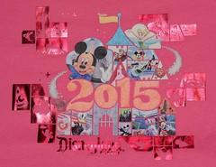Disneyland Graphic Tee Shirt (itstayedinvegas-4) Tags: graphicteeshirt disney mickeymouse disneyland pink tinkerbell chipanddale donaldduck daisyduck minniemouse goofy nemo maleficient nightmarebeforechristmas