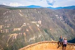 Cañon del Sonche, near Chachapoyas.