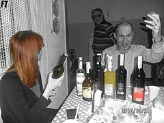 Alcool Celebration (triziofrancesco) Tags: liquori alcool dinner cena haloween triziofrancesco tavola interni
