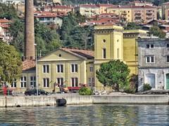 Trieste, Porto Vecchio (Massanz) Tags: portovecchio trieste porto magazzino 29 20 port ancient old rottenplace abandoned archeologiaindustriale gand graffiti graffitistreet streetart writer