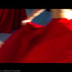 Dancer (widdowquinn) Tags: centralpark centralparkeast manhattan met metropolitanmuseum metropolitanmuseumofart newyork newyorkcity themet usa unitedstates uppereastside art dancer museum red redskirt skirt