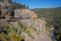 Goin' Easy (joemcmillan118) Tags: rockwood colorado highline animasriver k28 473 photocharter narrowgauge dsng durangosilverton