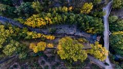 Puente Laidiez (sgsierra) Tags: puente rio river dron phantom v4 la rioja ribafrecha paisaje landscape otoo autum