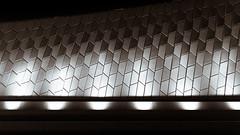 Scales (p_v a l d i v i e s o) Tags: 1635mm 5d3 amandalevete canon5d canon5dmk3 canonef1635mmliiusm canoneos5dmarkiii contemporaryarchitecture ef1635mmf28ii lisboa lisbon lisbona lissabon architecture arquitetura ceramictiles detail facade faade highiso maat museum nightshot patern tiles reametropolitanadelisboa portugal