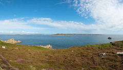 St. Mary's from St. Agnes (Kevin James Bezant) Tags: islesofscilly ios stagnes