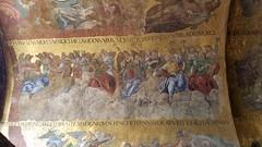 Saint Mark's Basilica mosaics (Lacey Jo) Tags: venice italy saint marks basilica mosaics medieval apostles