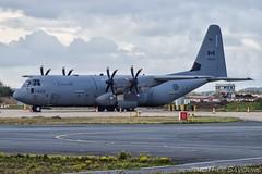 [CDG] Royal Canadian Air Force Lockheed CC-130J Hercules (Timothe Savour) Tags: royal canadian air force lockheed c130 c130j hercules paris cdg 130609