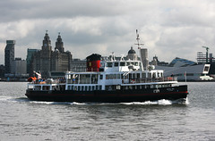 Royal Iris (David Chennell - DavidC.Photography) Tags: boat ferry merseytravel royaliris merseyferry rivermersey liverpool merseyside