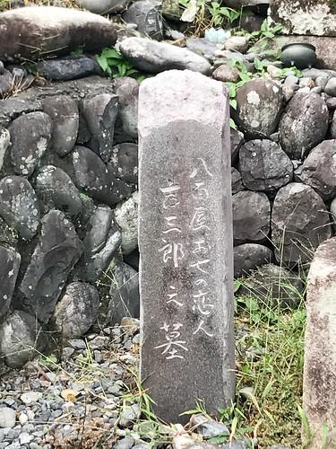 吉三郎の墓