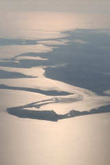 Growing Together (caprilemon) Tags: island baltic hiddensee ruegen rgen sea land aerial