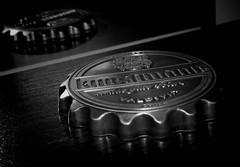Kunstmann Beer (mcg0011) Tags: beercap tapadebotella blancoynegro blackandwhite kunstmann beer bier monocromatico bw manuelcarrasco bire    beoir bjr   bersabee   piwo cerveja l