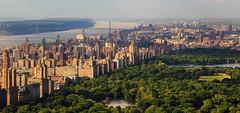 Creme De La Creme (clark_monson) Tags: topoftherock newyorkcity manhattan centralpark upperwestside harlem hudsonriver newjersey georgewashingtonbridge