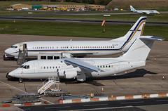 Cello Aviation - BAe 146-200 G-RAJJ @ Birmingham (Shaun Grist) Tags: grajj celloaviation cello bae146 shaungrist bhx egbb birmingham birminghamairport airport aircraft aviation aeroplanes airline avgeek elmdon