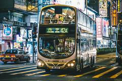 VOLVO B9TL_WRIGHT Eclipse Gemini_MM3119 (hans-johnson) Tags: citybus city bus urban transit transport transportation vehicle hongkong hk asia     volvo b9tl 12m triaxle kmb kowloon kowloonmotorbus motor wright wrightbus eclipse gemini           doubledeck doubledecker double deck decker    yautsimmong mongkok canon eos 5d 5d3 5diii vsco night light