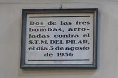 IMG_4565 (oursonpolaire) Tags: camino2016 catalonia saragossa zaragoza